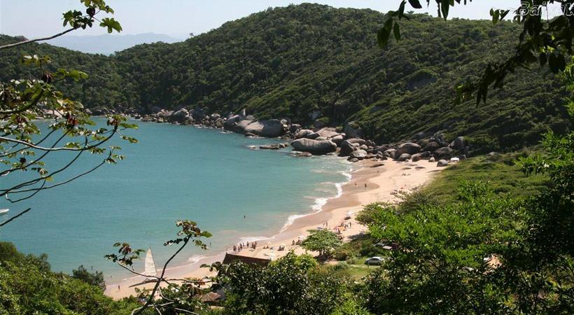 Praia da Tainha - Bombinhas - SC