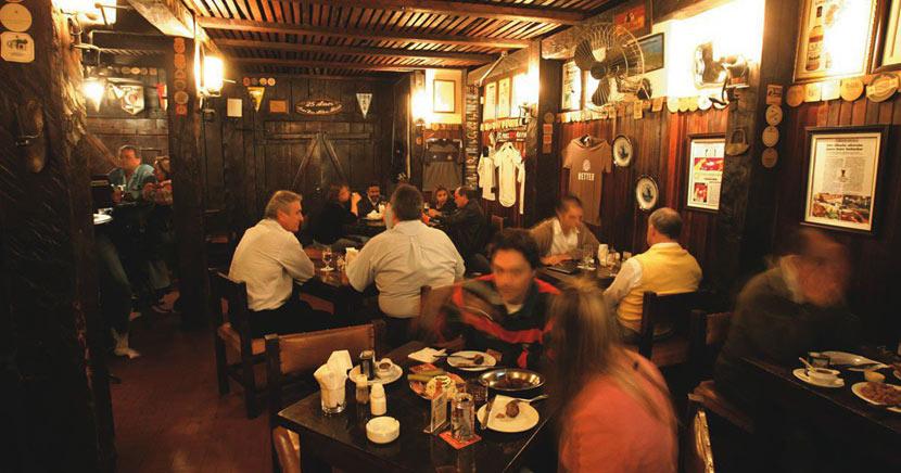Restaurante Zur Alten Muhle - Brooklyn
