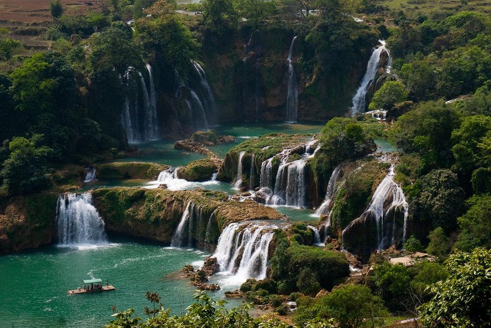 Ban-Gioc–Detian-Falls