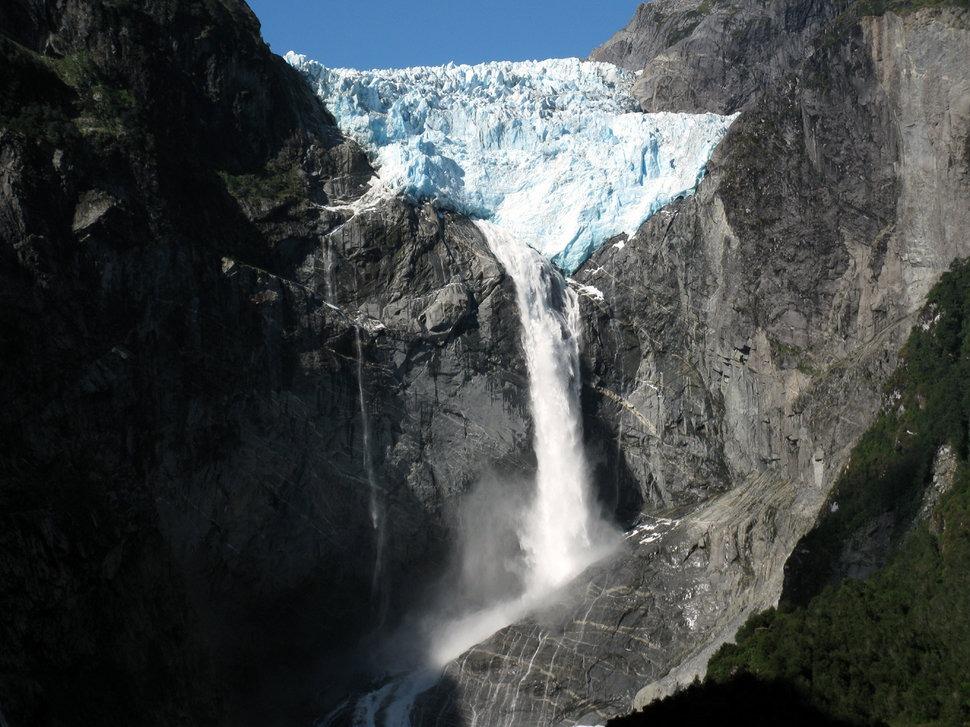 Ventisquero-Falls