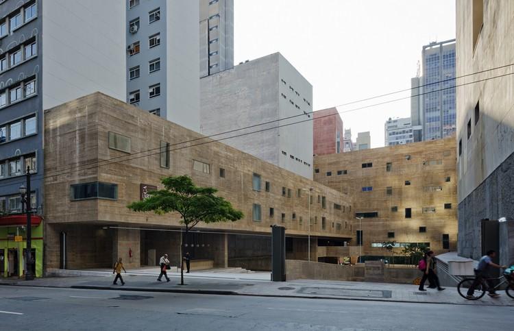 Complexo Cultural Praça Das Artes