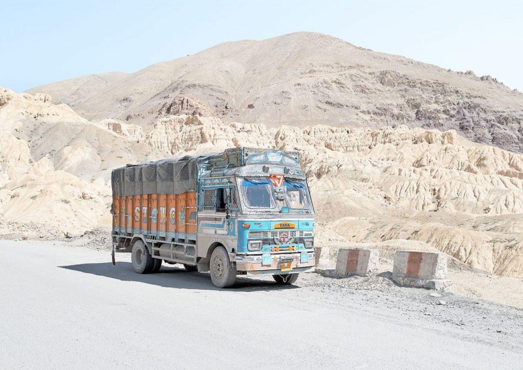ônibus no oriente médio