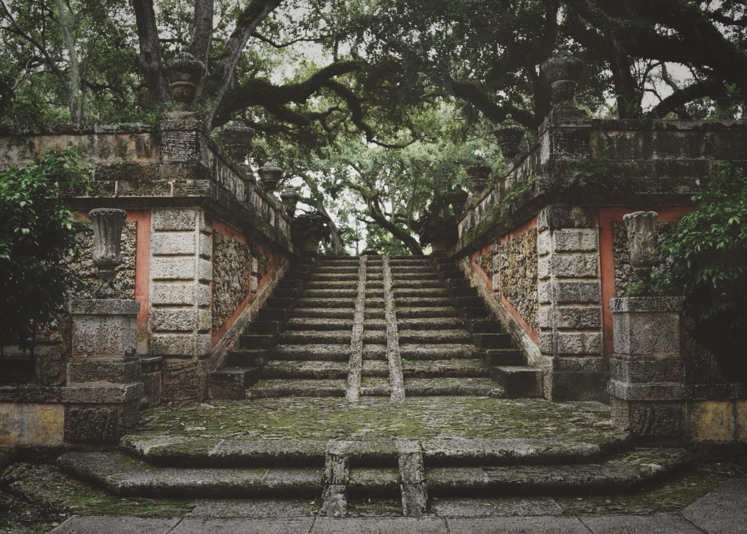 escadaria mal de mar