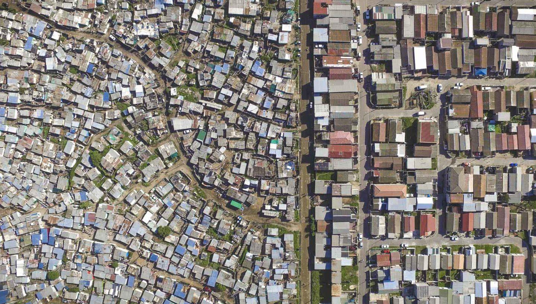 desigualdade social urbano