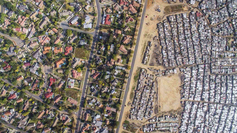 desigualdade social deserto