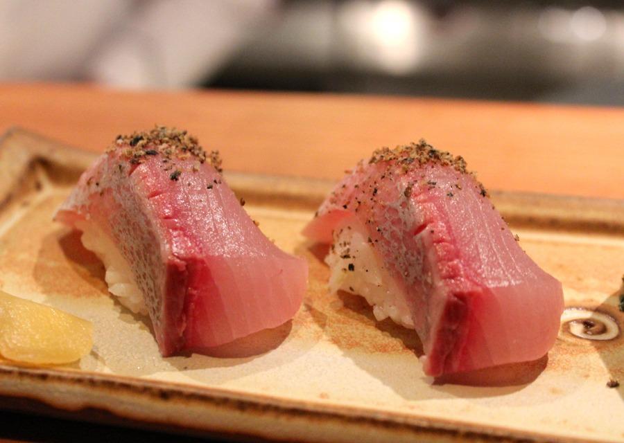 Sushi de Buri
