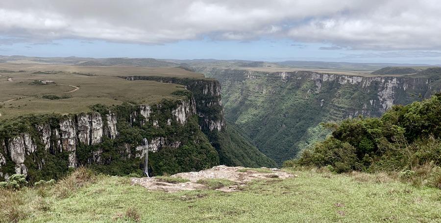 Canyons Rio Grande do Sul - Fortaleza