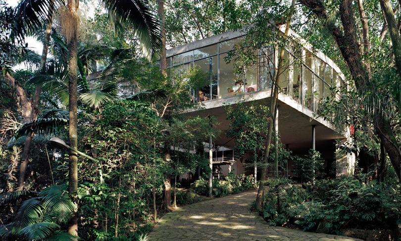 Arquitetura em São Paulo - Casa de Vidro Lina Bo Bardi