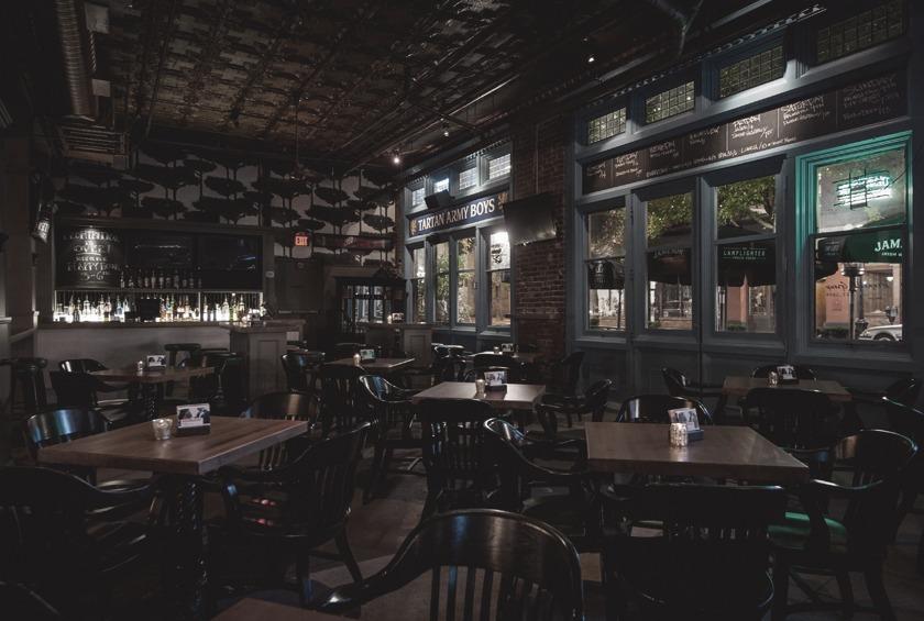 The Lamplighter Public House, pub clássico em Vancouver.