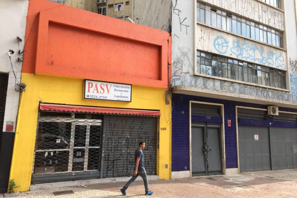 PASV fecha as portas