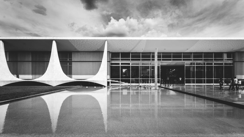 Palácio da Alvorada, de Oscar Niemeyer e Lúcio Costa