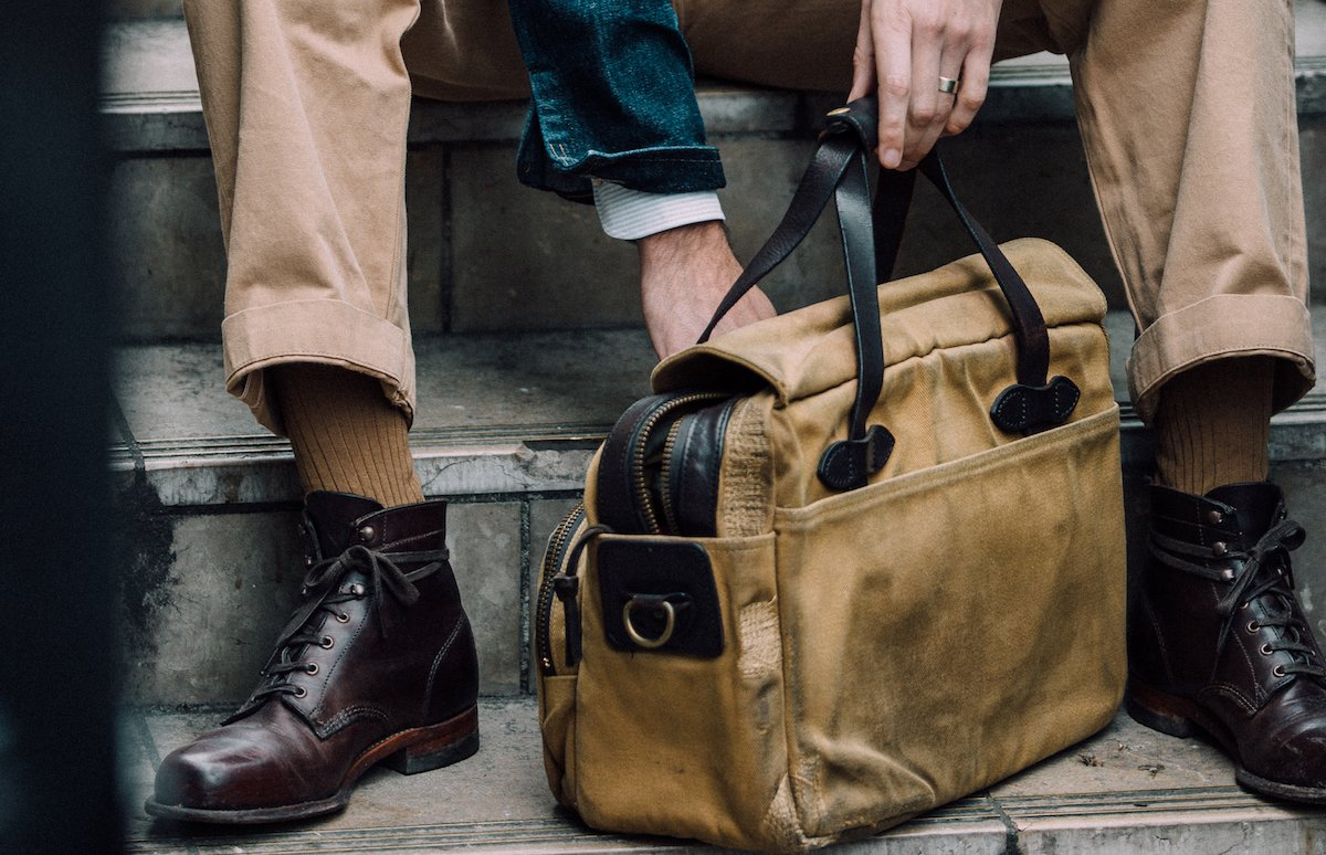 Die Workwear, blog voltado para a moda de rua.