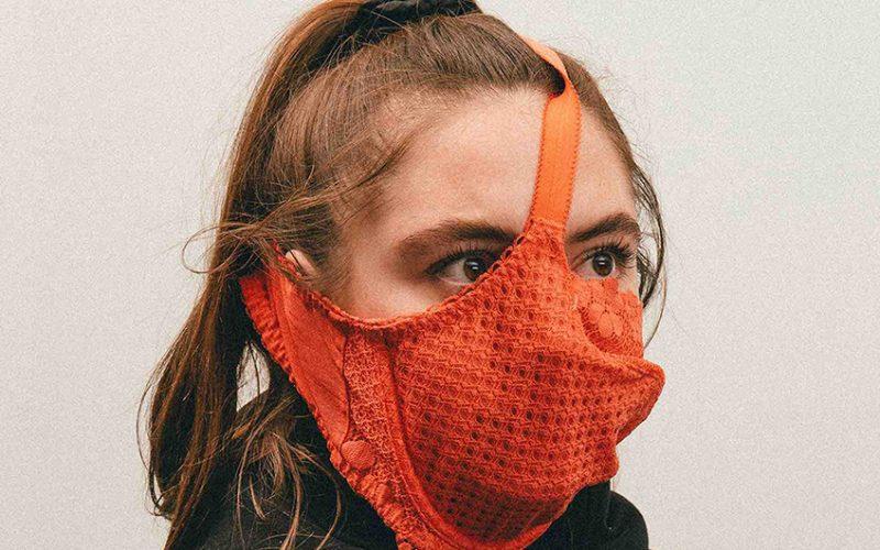 Máscaras Caseiras Artísticas Contra Coronavirus